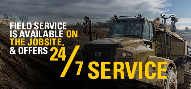 24-7 service