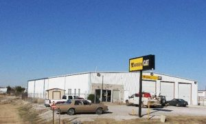 cat equipment sales in ardmore ok