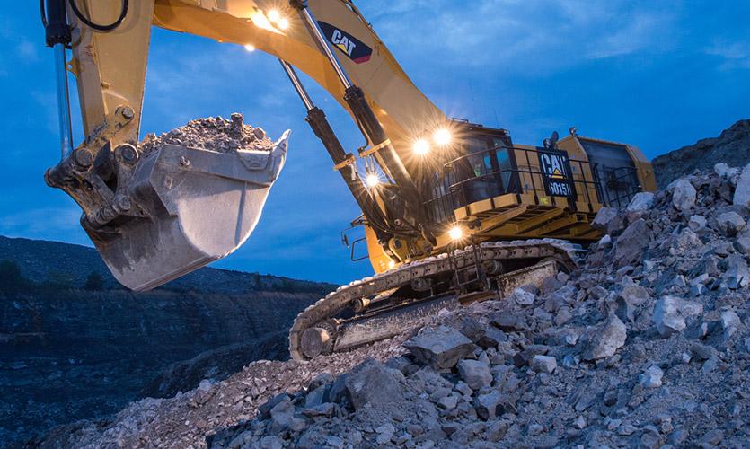 Biggest & Best Heavy Equipment | Warren CAT