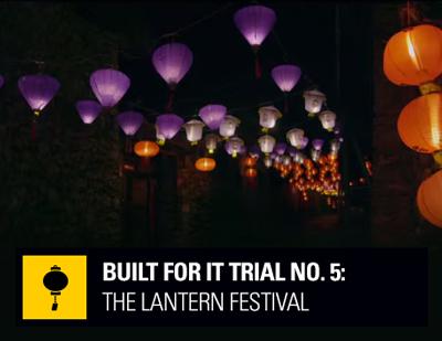 cat lantern festival