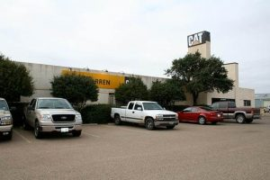 cat equipment sales in lubbock tx