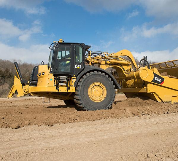 Construction Equipment Rentals In OK & TX | Warren CAT