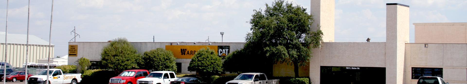 Lubbock Equipment Rental   Warren CAT Rentals In Lubbock