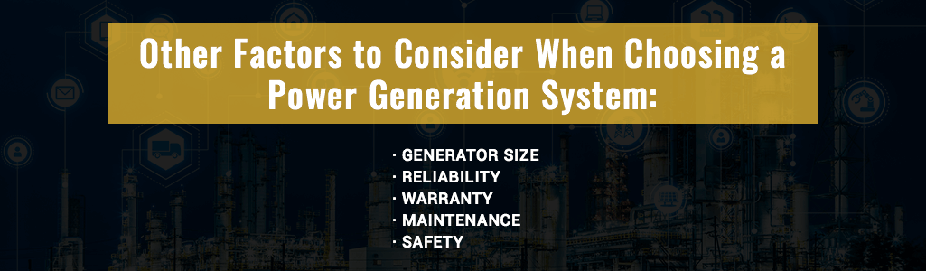 power generation systems