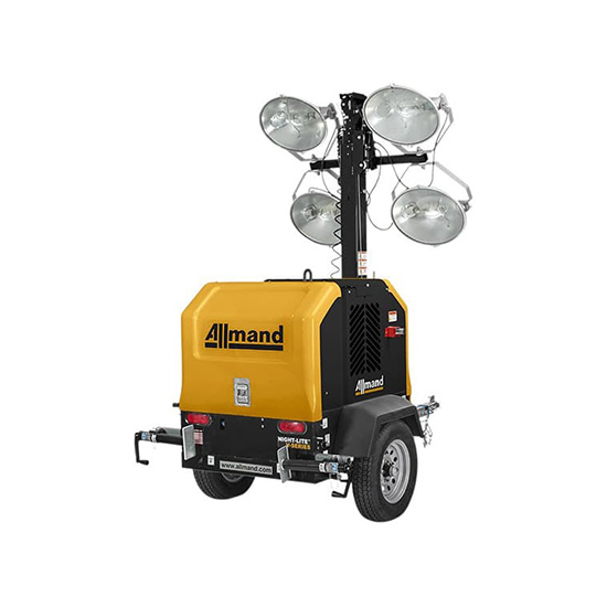Allmand 20kw Light Tower Rv Disaster Relief Package