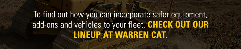 warren cat equipment