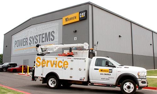 cat power systems sales in oklahoma city ok