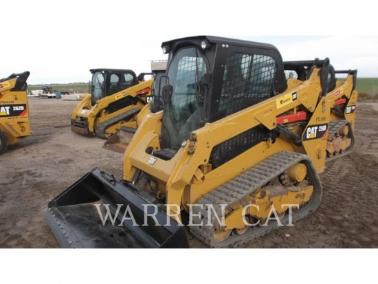 Pre Owned Track Loader In Oklahoma And Texas Warren Cat