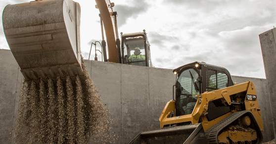 Construction Equipment Size Guide